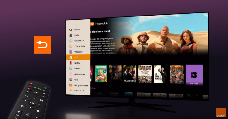 novedades descofificador android orange tv.PNG